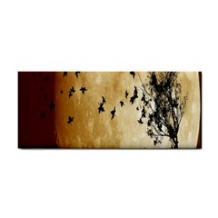 Birds Sky Planet Moon Shadow Cosmetic Storage Cases by Simbadda