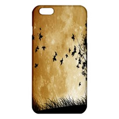 Birds Sky Planet Moon Shadow Iphone 6 Plus/6s Plus Tpu Case by Simbadda