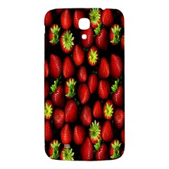Berry Strawberry Many Samsung Galaxy Mega I9200 Hardshell Back Case by Simbadda
