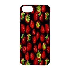 Berry Strawberry Many Apple Iphone 7 Hardshell Case by Simbadda