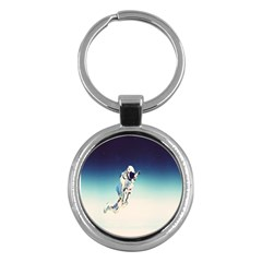 Astronaut Key Chains (round)  by Simbadda