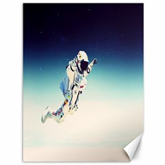 Astronaut Canvas 36  X 48   by Simbadda
