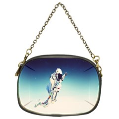 Astronaut Chain Purses (one Side)  by Simbadda