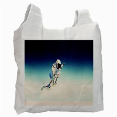 Astronaut Recycle Bag (one Side)