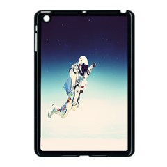 Astronaut Apple Ipad Mini Case (black) by Simbadda