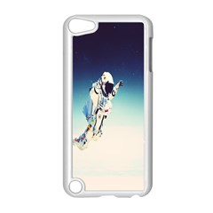 Astronaut Apple Ipod Touch 5 Case (white) by Simbadda