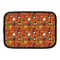 Wine Cheede Fruit Purple Yellow Orange Netbook Case (medium)  by Alisyart