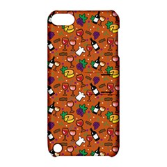 Wine Cheede Fruit Purple Yellow Orange Apple Ipod Touch 5 Hardshell Case With Stand by Alisyart