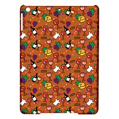 Wine Cheede Fruit Purple Yellow Orange Ipad Air Hardshell Cases by Alisyart