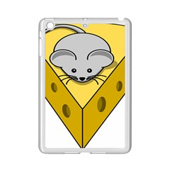 Cheese Mose Yellow Grey Ipad Mini 2 Enamel Coated Cases