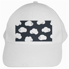 Cloud White Gray Sky White Cap by Alisyart