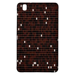 Cubes Small Background Samsung Galaxy Tab Pro 8 4 Hardshell Case by Simbadda