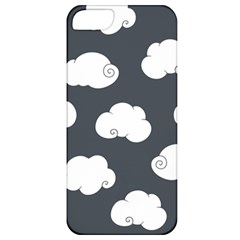 Cloud White Gray Sky Apple Iphone 5 Classic Hardshell Case