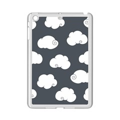 Cloud White Gray Sky Ipad Mini 2 Enamel Coated Cases