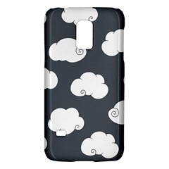 Cloud White Gray Sky Galaxy S5 Mini