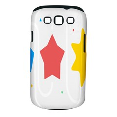 Evolution Jumsoft Star Samsung Galaxy S Iii Classic Hardshell Case (pc+silicone) by Alisyart