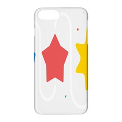 Evolution Jumsoft Star Apple Iphone 7 Plus Hardshell Case by Alisyart