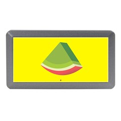 Fruit Melon Sweet Yellow Green White Red Memory Card Reader (mini) by Alisyart