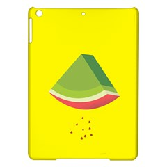 Fruit Melon Sweet Yellow Green White Red Ipad Air Hardshell Cases by Alisyart