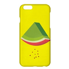 Fruit Melon Sweet Yellow Green White Red Apple Iphone 6 Plus/6s Plus Hardshell Case