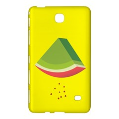 Fruit Melon Sweet Yellow Green White Red Samsung Galaxy Tab 4 (8 ) Hardshell Case  by Alisyart