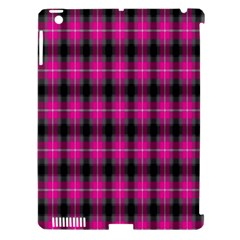 Cell Background Pink Surface Apple Ipad 3/4 Hardshell Case (compatible With Smart Cover)