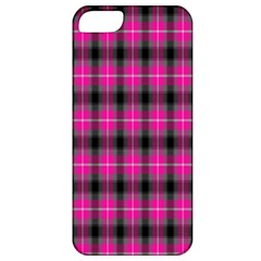 Cell Background Pink Surface Apple Iphone 5 Classic Hardshell Case by Simbadda