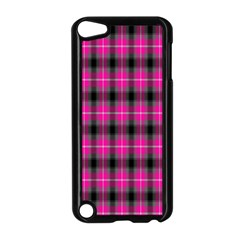 Cell Background Pink Surface Apple Ipod Touch 5 Case (black)