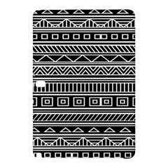Myria Wrapping Paper Black Samsung Galaxy Tab Pro 10 1 Hardshell Case by Alisyart