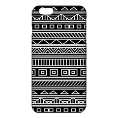 Myria Wrapping Paper Black Iphone 6 Plus/6s Plus Tpu Case
