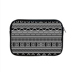 Myria Wrapping Paper Black Apple Macbook Pro 15  Zipper Case