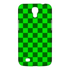 Plaid Flag Green Samsung Galaxy Mega 6 3  I9200 Hardshell Case by Alisyart