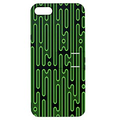 Pipes Green Light Circle Apple Iphone 5 Hardshell Case With Stand by Alisyart