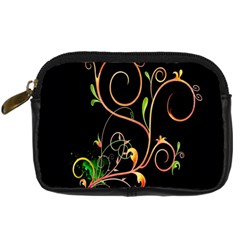 Flowers Neon Color Digital Camera Cases by Simbadda