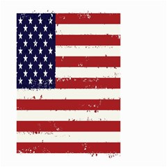 Flag United States United States Of America Stripes Red White Small Garden Flag (two Sides) by Simbadda