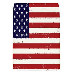 Flag United States United States Of America Stripes Red White Flap Covers (s)  by Simbadda