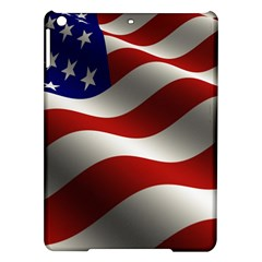 Flag United States Stars Stripes Symbol Ipad Air Hardshell Cases by Simbadda