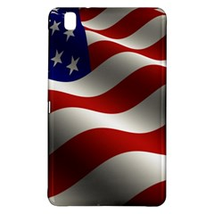 Flag United States Stars Stripes Symbol Samsung Galaxy Tab Pro 8 4 Hardshell Case by Simbadda