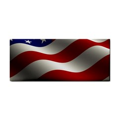 Flag United States Stars Stripes Symbol Cosmetic Storage Cases by Simbadda