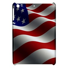 Flag United States Stars Stripes Symbol Apple Ipad Mini Hardshell Case by Simbadda