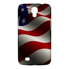 Flag United States Stars Stripes Symbol Samsung Galaxy Mega 6 3  I9200 Hardshell Case by Simbadda