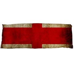 Georgia Flag Mud Texture Pattern Symbol Surface Body Pillow Case Dakimakura (two Sides) by Simbadda