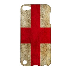 Georgia Flag Mud Texture Pattern Symbol Surface Apple Ipod Touch 5 Hardshell Case by Simbadda