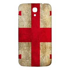 Georgia Flag Mud Texture Pattern Symbol Surface Samsung Galaxy Mega I9200 Hardshell Back Case by Simbadda