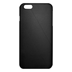 Leather Stitching Thread Perforation Perforated Leather Texture Iphone 6 Plus/6s Plus Tpu Case by Simbadda