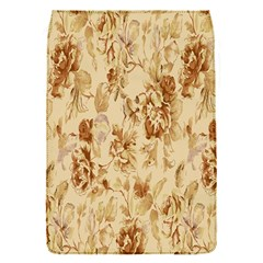 Patterns Flowers Petals Shape Background Flap Covers (s)  by Simbadda