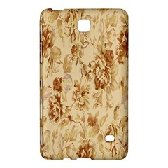 Patterns Flowers Petals Shape Background Samsung Galaxy Tab 4 (7 ) Hardshell Case  by Simbadda
