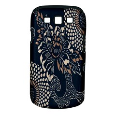 Patterns Dark Shape Surface Samsung Galaxy S Iii Classic Hardshell Case (pc+silicone) by Simbadda