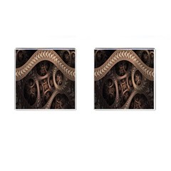 Patterns Dive Background Cufflinks (square) by Simbadda