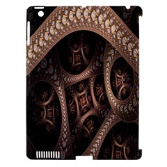 Patterns Dive Background Apple Ipad 3/4 Hardshell Case (compatible With Smart Cover) by Simbadda